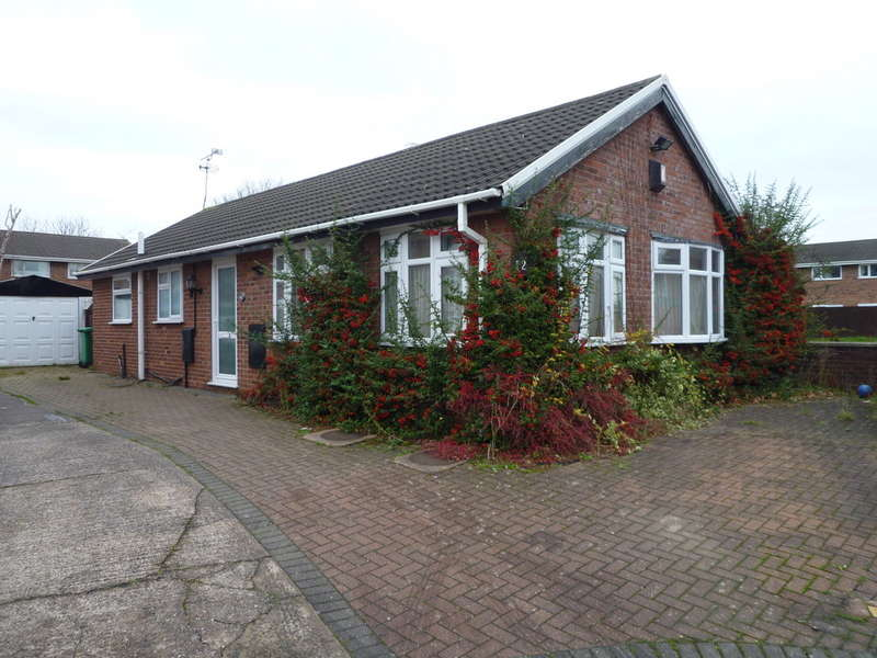 2 Bedrooms Detached Bungalow for sale in Canford Close Leighton Crewe