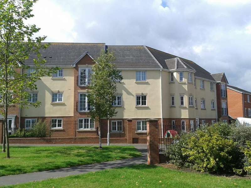 2 Bedrooms Apartment Flat for sale in Bushbury, Wolverhampton