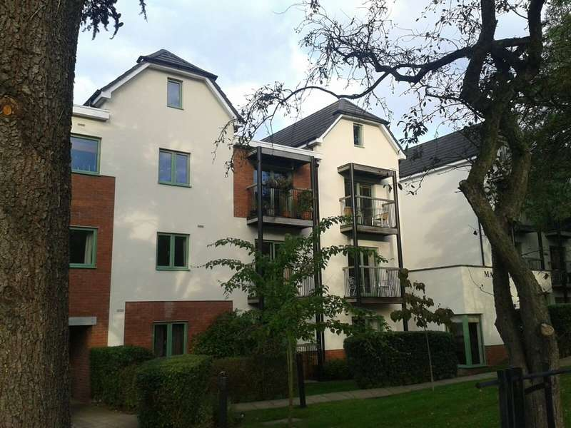 2 Bedrooms Apartment Flat for sale in Magnolia Court, Wolverhampton