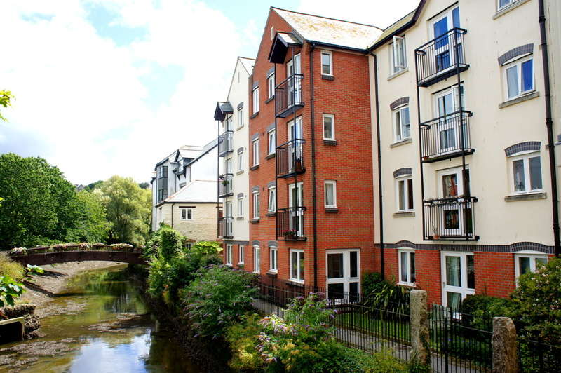 1 Bedroom Apartment Flat for sale in Lowen Court, Truro