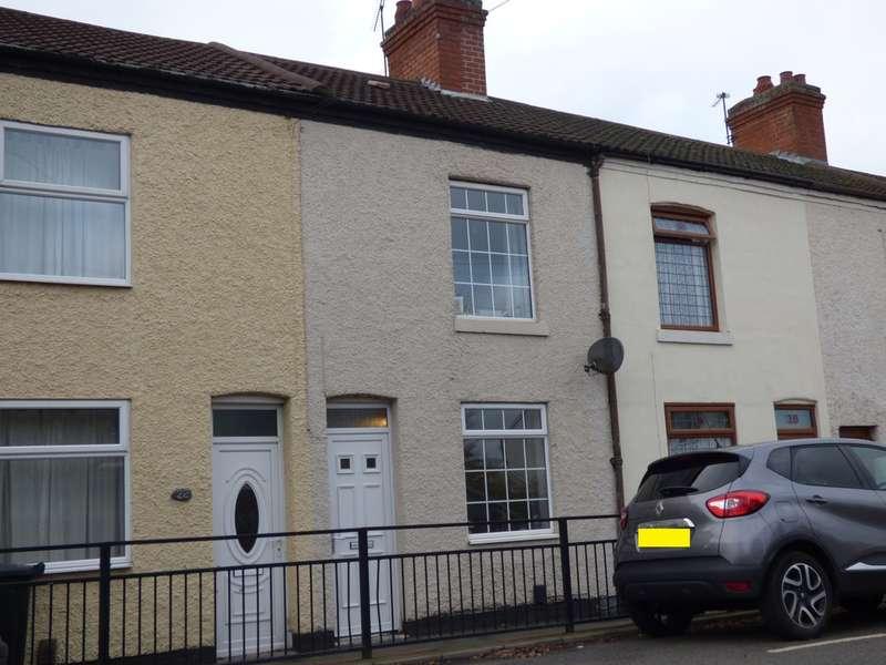 3 Bedrooms Terraced House for sale in Midland Road, Ellistown
