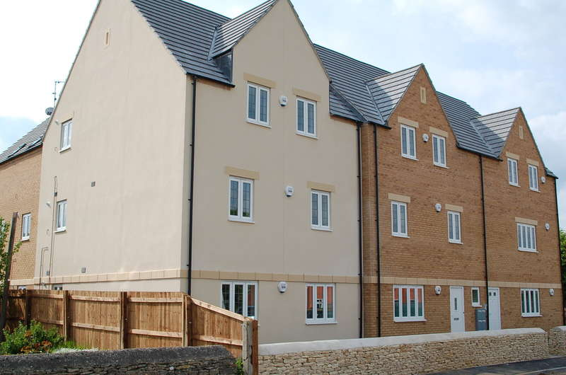 2 Bedrooms Apartment Flat for sale in Acanthus Court, Cirencester