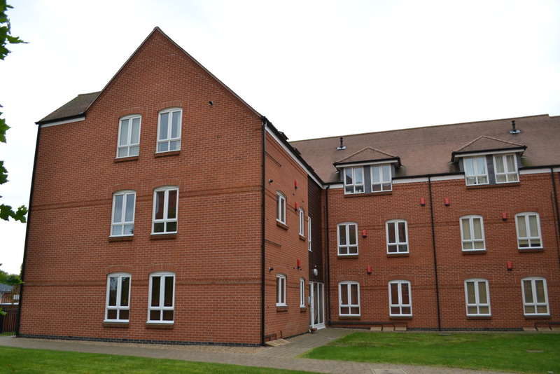 2 Bedrooms Apartment Flat for sale in Newark, The Courtyard