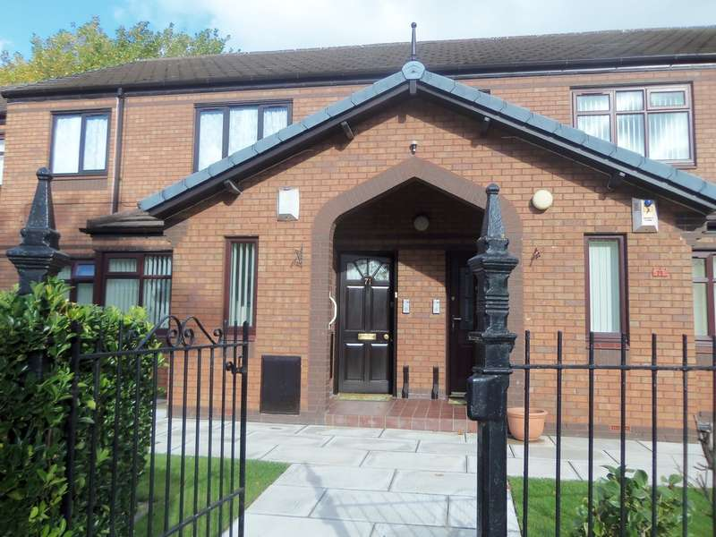 2 Bedrooms Apartment Flat for sale in Seddon Road, Garston, Liverpool