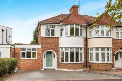 3 Bedrooms House for sale in Woodside Avenue, Chislehurst