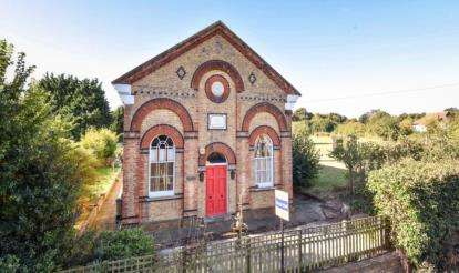 4 Bedrooms Detached House for sale in Warren Road, Chelsfield, Orpington
