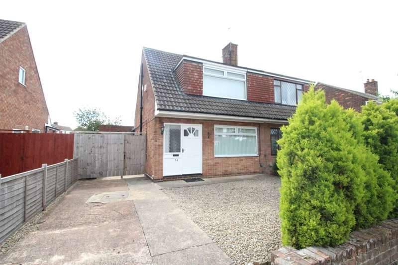 3 Bedrooms Semi Detached House for sale in Walworth Grove, Middlesbrough, TS5