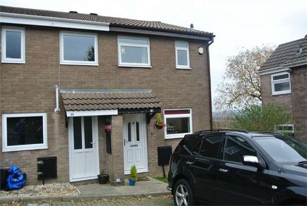 2 Bedrooms Semi Detached House for sale in Spring Grove, Greenmeadow, Cwmbran