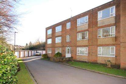 2 Bedrooms Flat for sale in Hornby Court, High Storrs Rise, Sheffield