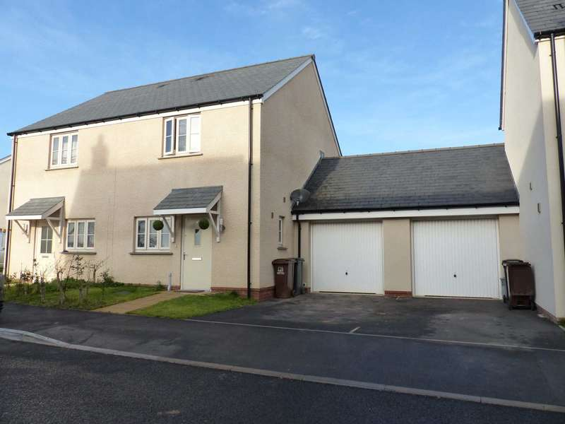 2 Bedrooms Semi Detached House for sale in Beechwood Park, Loddiswell