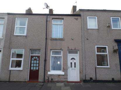 2 Bedrooms Terraced House for sale in Eldon Street, Darlington, County Durham