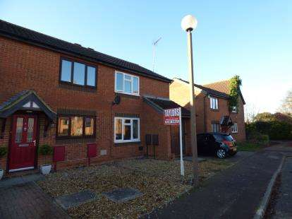 2 Bedrooms Semi Detached House for sale in Gabriel Close, Browns Wood, Milton Keynes, Bucks