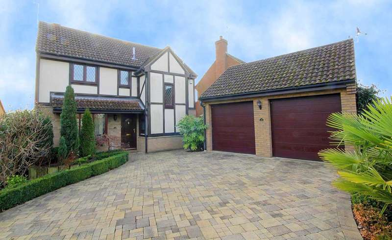 4 Bedrooms Detached House for sale in 4 BED DETACHED WITH DOUBLE GARAGE IN The Coltsfoot, CHAULDEN VALE, HP1