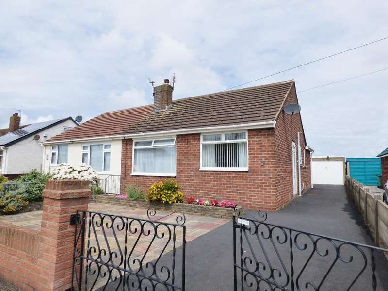 2 Bedrooms Bungalow for sale in Consett Avenue, Thornton Cleveleys, Lancashire, FY5 2LP