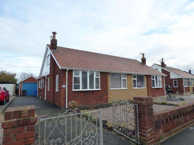 2 Bedrooms Bungalow for sale in Northumberland Avenue, Thornton Cleveleys, Lancashire, FY5 2JS