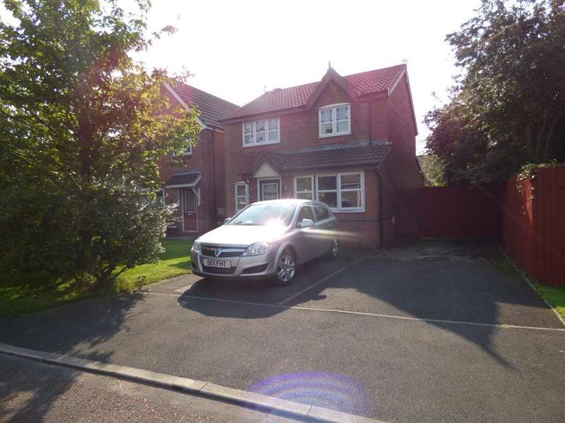 4 Bedrooms Detached House for sale in Caernarfon Close, Thornton Cleveleys, Lancashire, FY5 4FD
