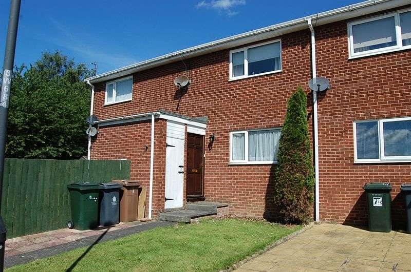 1 Bedroom Flat for sale in ** NEW PRICE ** Worthing Close, Wallsend