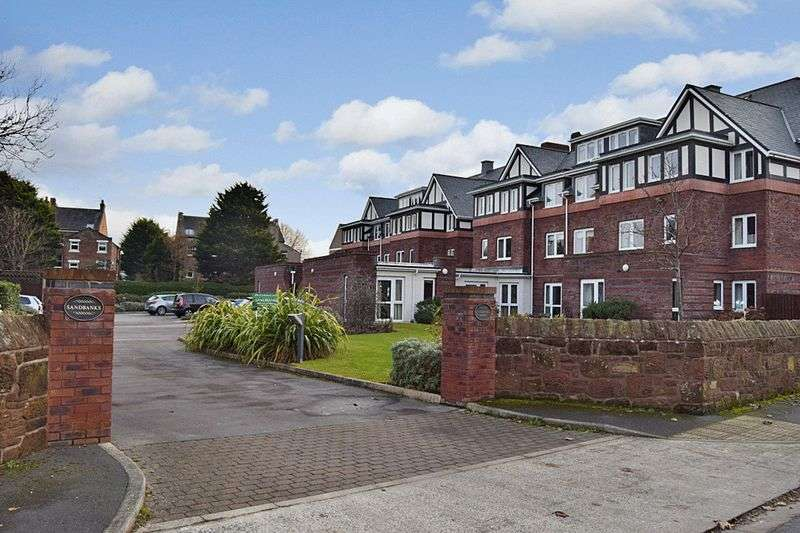 2 Bedrooms Retirement Property for sale in Sandbanks, Hoylake, CH47 1AB