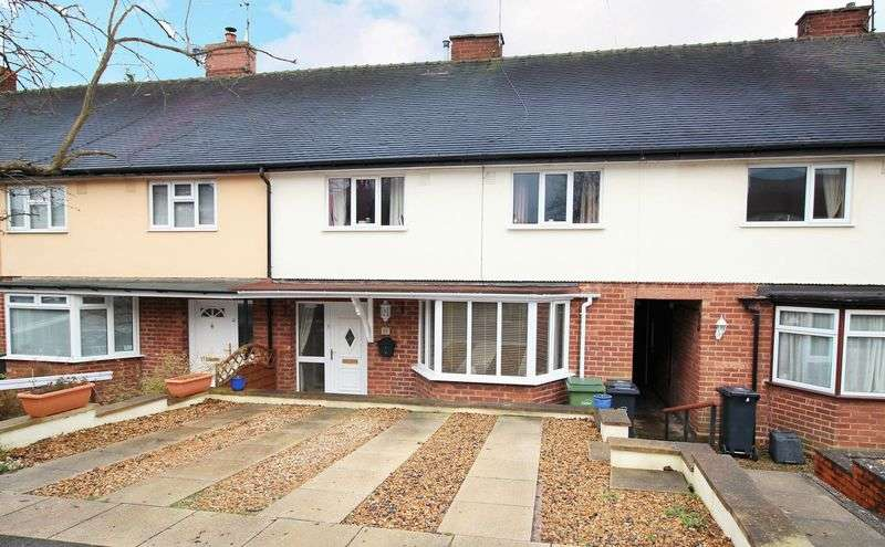 3 Bedrooms Terraced House for sale in Devon Road, Stourbridge