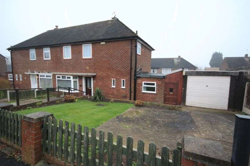 3 Bedrooms Semi Detached House for sale in TENNESSEE ROAD, CHADDESDEN