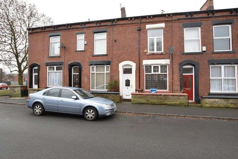 3 Bedrooms Terraced House for sale in Spring Street, Oldham