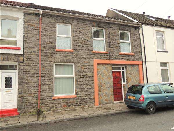 3 Bedrooms Terraced House for sale in Tyntyla Road, Ystrad, Ystrad