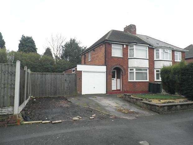 3 Bedrooms Semi Detached House for sale in Probert Road, Wolverhampton, WV10