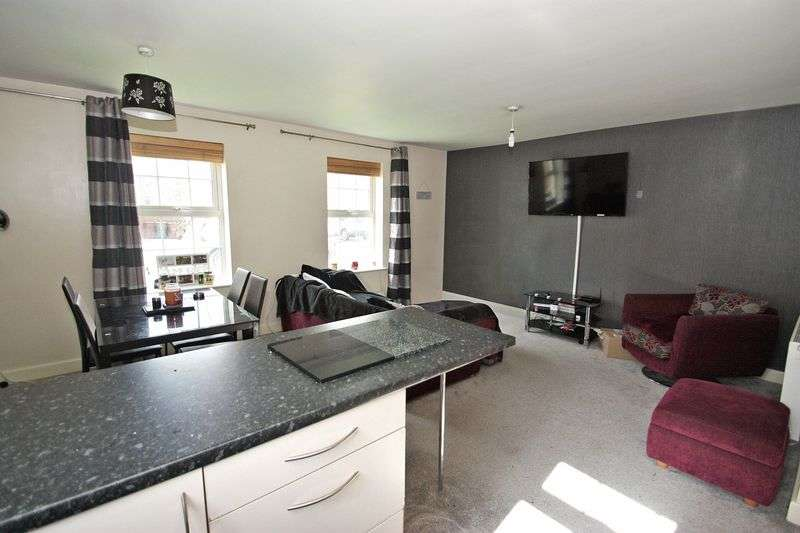 2 Bedrooms Flat for sale in Priory Chase, Pontefract