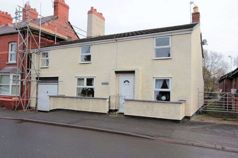 4 Bedrooms Cottage House for sale in Lower Denbigh Road, St. Asaph