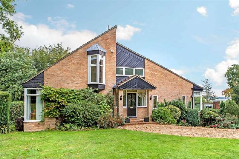 7 Bedrooms Detached House for rent in Southdown Road, Shawford, Winchester, SO21