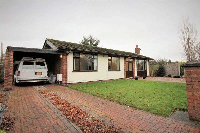 3 Bedrooms Detached Bungalow for sale in Canadian Avenue, Hoole