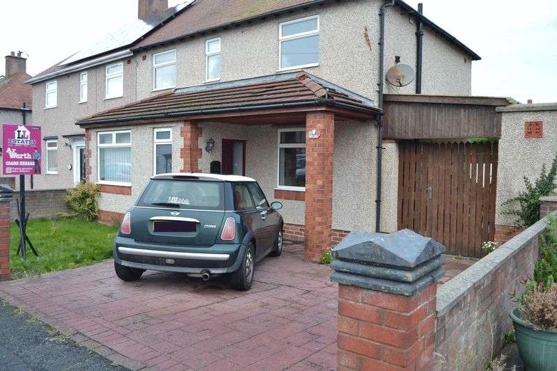 3 Bedrooms Semi Detached House for sale in Clwyd Avenue, Rhuddlan