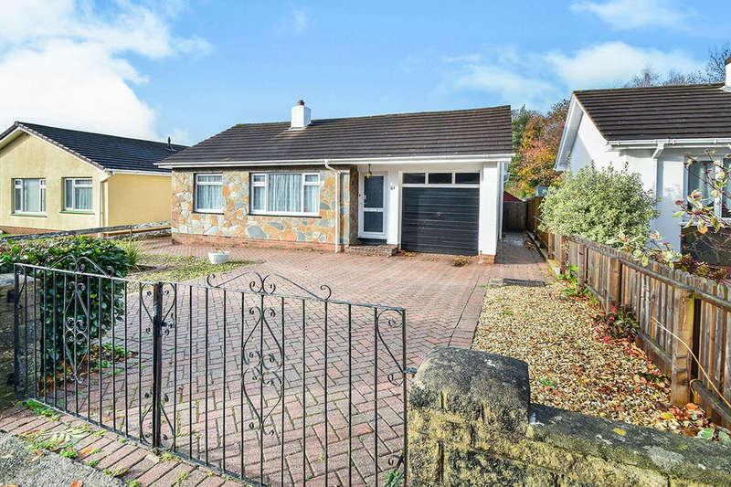 3 Bedrooms Detached Bungalow for sale in Aller Brake Road, Newton Abbot, TQ12