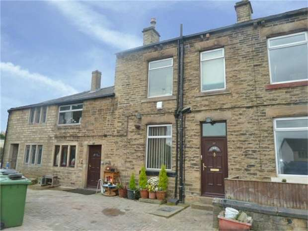 3 Bedrooms Terraced House for sale in Lee Green, Mirfield, West Yorkshire