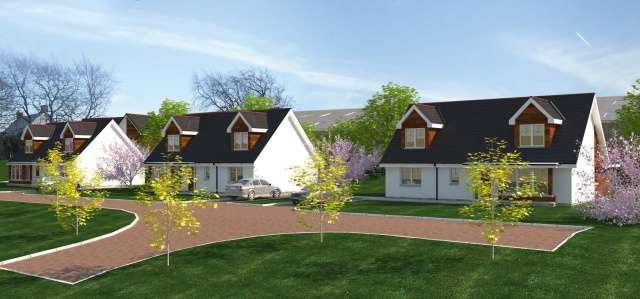 4 Bedrooms Plot Commercial for sale in Forrester Quarter Farm, Bonnybridge, Stirlingshire, FK4 2HA