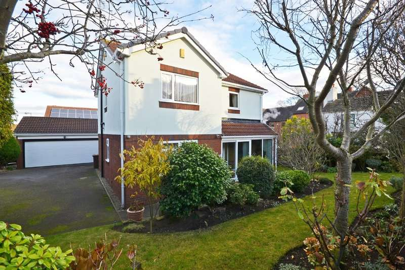 4 Bedrooms Detached House for sale in Malt Kiln Croft, Sandal, Wakefield