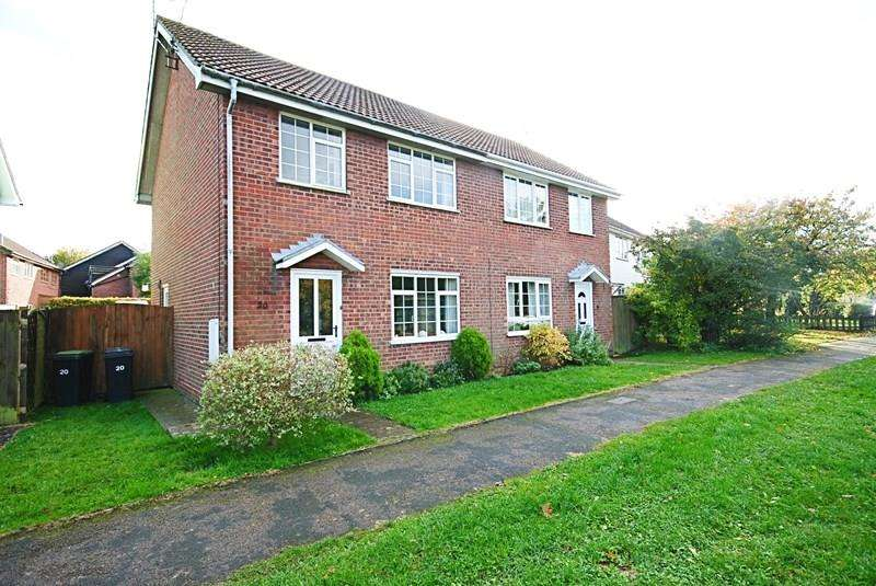 3 Bedrooms Semi Detached House for sale in Palmer Street, Walsham-Le-Willows, Bury St. Edmunds