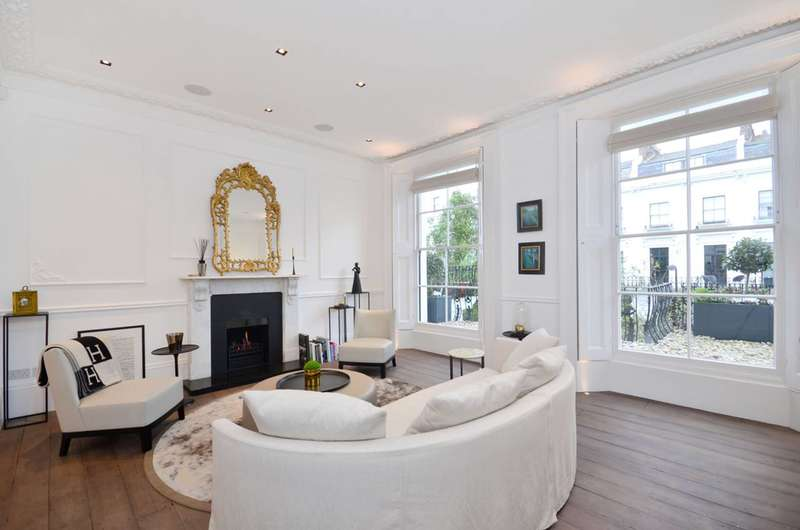 4 Bedrooms House for rent in Hereford Road, Notting Hill, W2