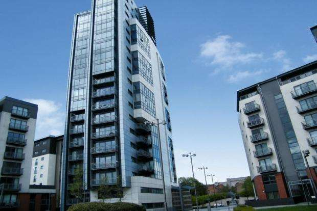 3 Bedrooms Flat for rent in Meadowside Quay Square, Glasgow Harbour, Glasgow