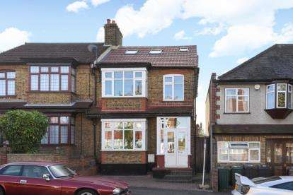 4 Bedrooms Semi Detached House for sale in Belle Vue Road, Walthamstow, London