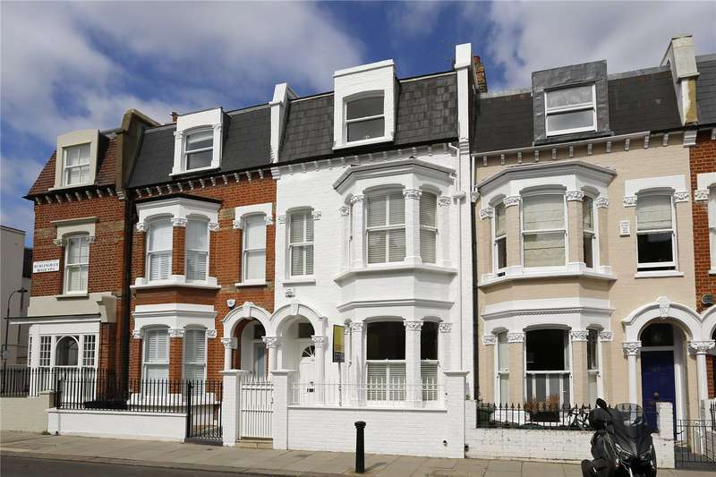 5 Bedrooms Terraced House for sale in Hurlingham Road, London, SW6