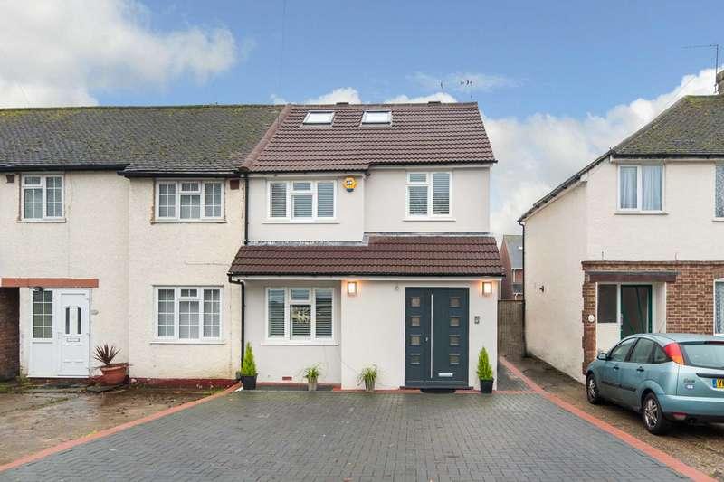 5 Bedrooms End Of Terrace House for sale in Belswains Lane, Hemel Hempstead