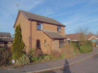 4 Bedrooms Detached House for sale in Great Witchingham, Norwich, Norfolk