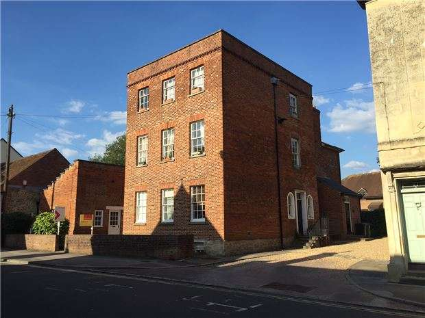 2 Bedrooms Flat for sale in Bath Street, ABINGDON, Oxfordshire, OX14 1EA