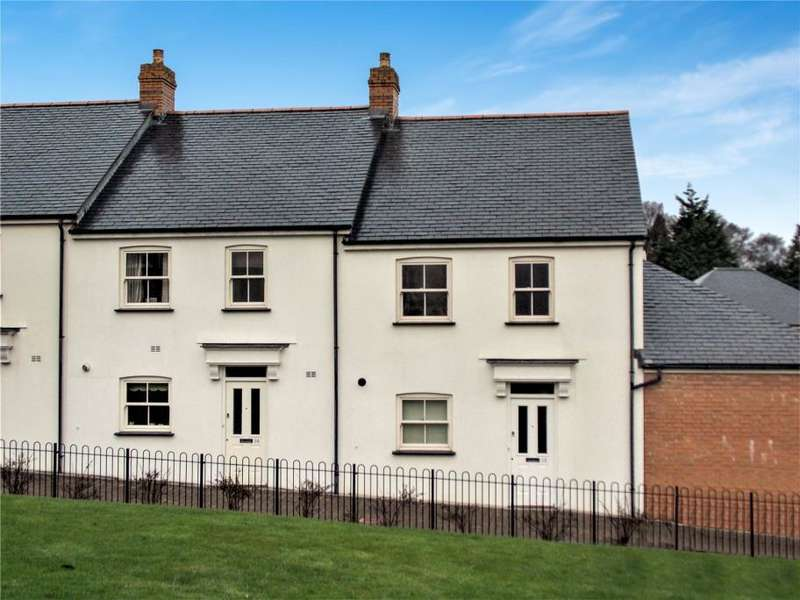 3 Bedrooms End Of Terrace House for sale in The Green, St. Austell