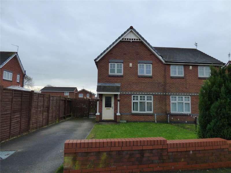 3 Bedrooms Semi Detached House for sale in Gleave Crescent, Liverpool, Merseyside, L6