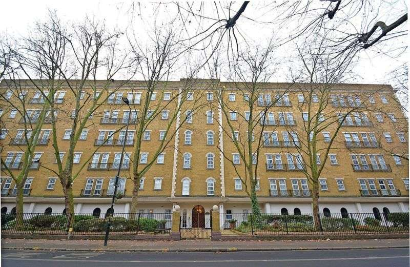 2 Bedrooms Flat for sale in Grange Road, London
