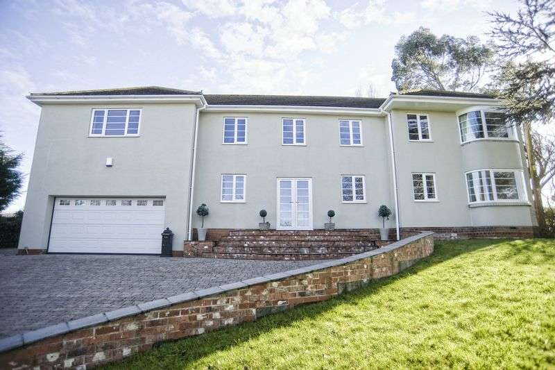 4 Bedrooms Detached House for sale in Wold Road, Barrow-Upon-Humber