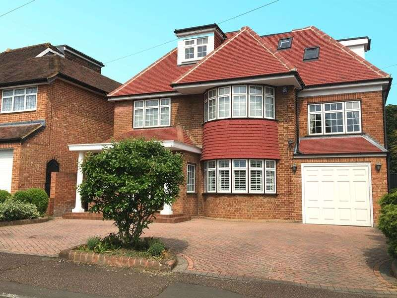6 Bedrooms Detached House for sale in 6 bedroom detached house for sale, Chester Road, Chigwell, Essex, IG7