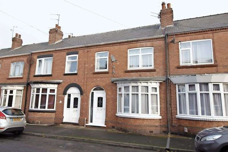 3 Bedrooms Terraced House for sale in 16 Scarll Road, Doncaster, DN4 0HF